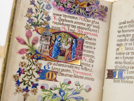 TORRIANI BOOK OF HOURS