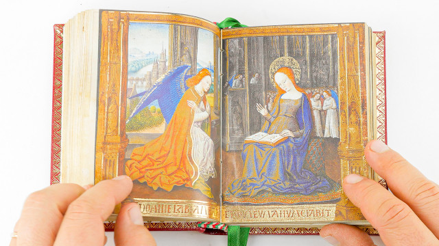Book of Hours of Guyot Le Peley