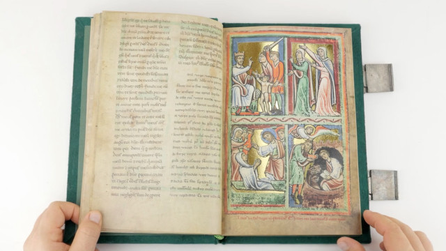Illustrated Bible of The Hague