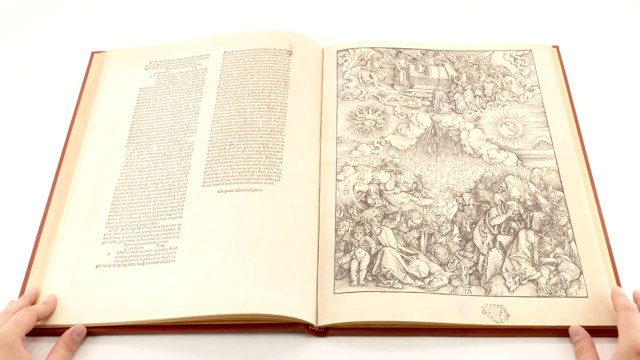 Apocalypse with Pictures by Albrecht Dürer