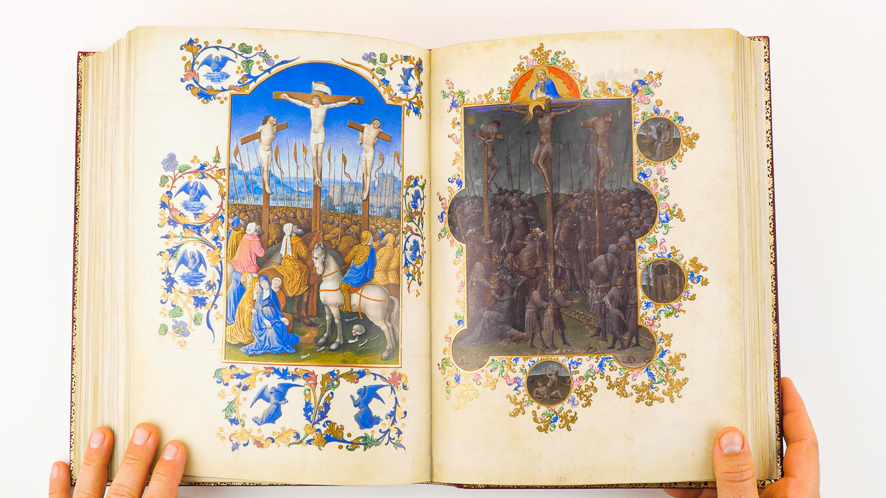 Les Très Riches Heures of the Duke of Berry