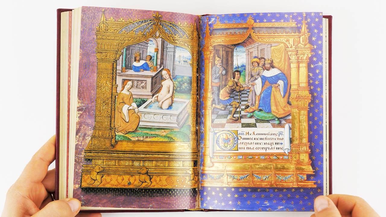 The Barberini Book of Hours for Rouen