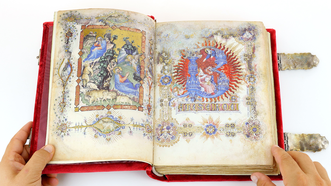 Visconti Book of Hours