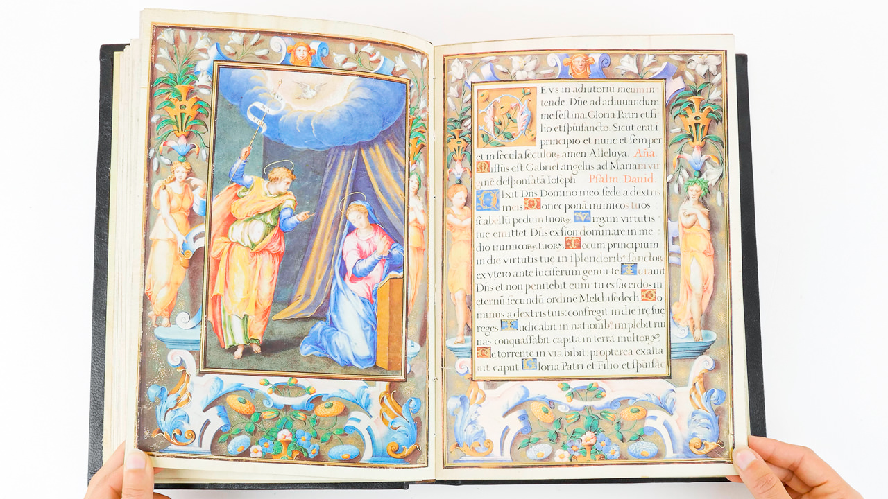 Book of Hours of Philip II