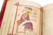 Lindisfarne Gospels, Cotton MS Nero D IV - British Library (London, UK) − photo 4