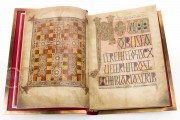 Lindisfarne Gospels, Cotton MS Nero D IV - British Library (London, UK) − photo 8