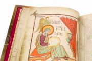 Lindisfarne Gospels, Cotton MS Nero D IV - British Library (London, UK) − photo 9
