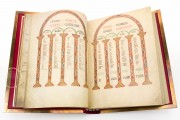Lindisfarne Gospels, Cotton MS Nero D IV - British Library (London, UK) − photo 10