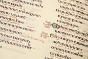 Lindisfarne Gospels, Cotton MS Nero D IV - British Library (London, UK) − photo 13