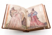 The Costume Codex, Nuremberg, Germanisches Nationalmuseum, Hs 22474 − Photo 4