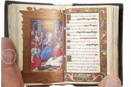 Small Book of Hours of Philip II Facsimile Edition