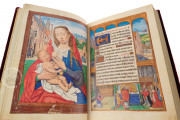Flemish Book of Hours of Marie de Medici, Oxford, Bodleian Library, Ms. Douce 112 − Photo 3