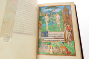 Flemish Book of Hours of Marie de Medici, Oxford, Bodleian Library, Ms. Douce 112 − Photo 17