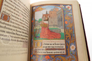 Flemish Book of Hours of Marie de Medici, Oxford, Bodleian Library, Ms. Douce 112 − Photo 27