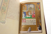 Flemish Book of Hours of Marie de Medici, Oxford, Bodleian Library, Ms. Douce 112 − Photo 28