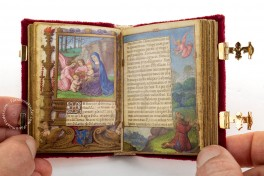 Prayer Book of Claude de France Facsimile Edition