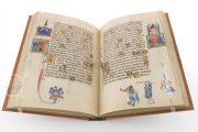 Breslau Psalter, Cambridge, Fitzwilliam Museum, MS 36-1950 − Photo 7
