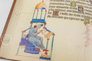 Breslau Psalter, Cambridge, Fitzwilliam Museum, MS 36-1950 − Photo 22