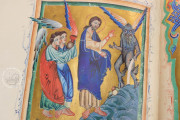 Breslau Psalter, Cambridge, Fitzwilliam Museum, MS 36-1950 − Photo 24