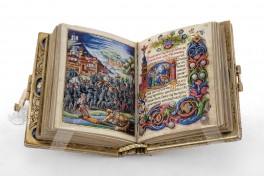 Torriani Book of Hours Facsimile Edition