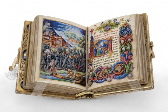 Torriani Book of Hours, Chantilly, Bibliothèque du Château, Ms. 83 − Photo 1