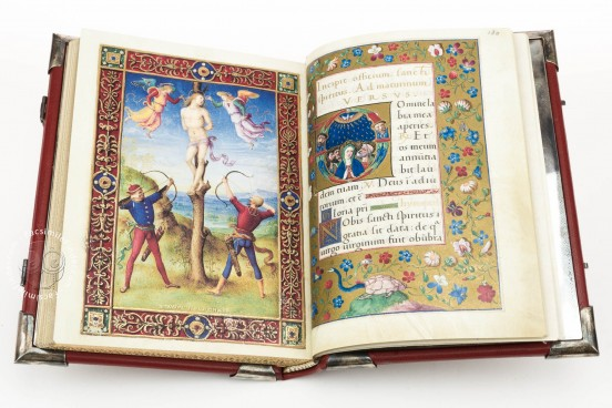 Book of Hours of Perugino, Ms. Yates Thompson 29 - British Library (London, United Kingdom) − photo 1