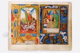 Hours of Joanna I of Castile and Philip the Fair Facsimile Edition