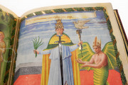 Vaticinia Pontificum by Benozzo Gozzoli, London, British Library, MS Harley 1340 − Photo 3