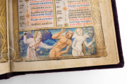Book of Hours of the Dauphin of France, Grenoble, Bibliotheque municipale de Grenoble, Ms. 1011 − Photo 12