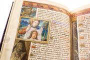 Book of Hours of the Dauphin of France, Grenoble, Bibliotheque municipale de Grenoble, Ms. 1011 − Photo 14