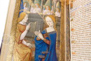 Book of Hours of the Dauphin of France, Grenoble, Bibliotheque municipale de Grenoble, Ms. 1011 − Photo 23