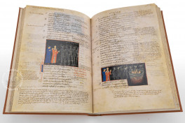Filippino Codex of the Divine Comedy Facsimile Edition