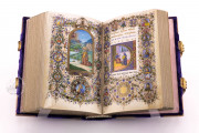 Book of Hours of Lorenzo de' Medici, Florence Italy, Biblioteca Medicea Laurenziana, Ms. Ashburnham 1874 − Photo 4