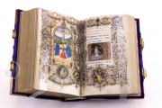 Book of Hours of Lorenzo de' Medici, Florence Italy, Biblioteca Medicea Laurenziana, Ms. Ashburnham 1874 − Photo 6