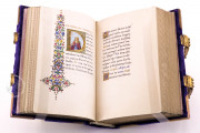 Book of Hours of Lorenzo de' Medici, Florence Italy, Biblioteca Medicea Laurenziana, Ms. Ashburnham 1874 − Photo 8