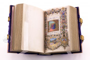 Book of Hours of Lorenzo de' Medici, Florence Italy, Biblioteca Medicea Laurenziana, Ms. Ashburnham 1874 − Photo 13