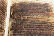 Manoscritto Veronese delle Institutiones di Gaio, Verona, Biblioteca Capitolare di Verona − Photo 11