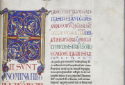 The Bury Bible, Cambridge, Parker Library in the Corpus Christi College, MS 002I − Photo 7