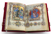 Visconti Book of Hours, Mss. BR 397 e LF 22 - Biblioteca Nazionale Centrale (Florence, Italy) − photo 13