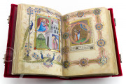 Visconti Book of Hours, Mss. BR 397 e LF 22 - Biblioteca Nazionale Centrale (Florence, Italy) − photo 16
