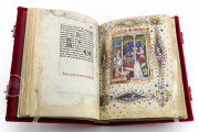 Visconti Book of Hours, Mss. BR 397 e LF 22 - Biblioteca Nazionale Centrale (Florence, Italy) − photo 18
