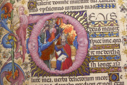 Visconti Book of Hours, Mss. BR 397 e LF 22 - Biblioteca Nazionale Centrale (Florence, Italy) − photo 20