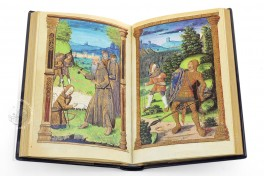 Book of Hours of Charles V, Use of Rome Facsimile Edition