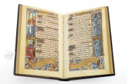 Book of Hours of Charles V, Use of Rome, New Haven, Beinecke Rare Book and Manuscript Library, MS 411 − Photo 8