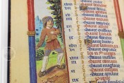 Book of Hours of Charles V, Use of Rome, New Haven, Beinecke Rare Book and Manuscript Library, MS 411 − Photo 10