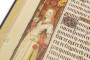Book of Hours of Charles V, Use of Rome, New Haven, Beinecke Rare Book and Manuscript Library, MS 411 − Photo 14