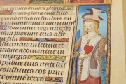 Book of Hours of Charles V, Use of Rome, New Haven, Beinecke Rare Book and Manuscript Library, MS 411 − Photo 19