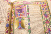 Bible of Borso d'Este, Modena, Biblioteca Estense Universitaria, Mss. Lat. 422 and Lat.423 − Photo 9