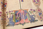 Bible of Borso d'Este, Modena, Biblioteca Estense Universitaria, Mss. Lat. 422 and Lat.423 − Photo 24