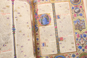 Bible of Borso d'Este, Modena, Biblioteca Estense Universitaria, Mss. Lat. 422 and Lat.423 − Photo 32